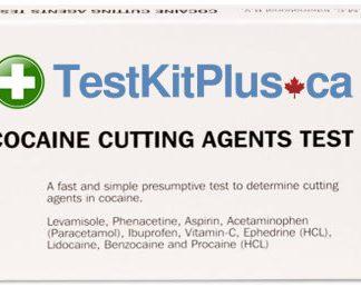 Kit de test des produits de coupe de la Cocaïne