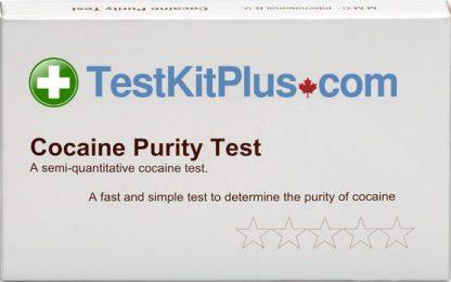 Kit de test de pureté de la Cocaïne