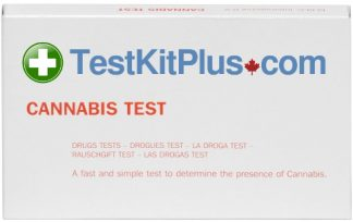 Cannabis (Marijuana) Test Kit