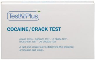 Cocaine/Crack Identification Test Kit