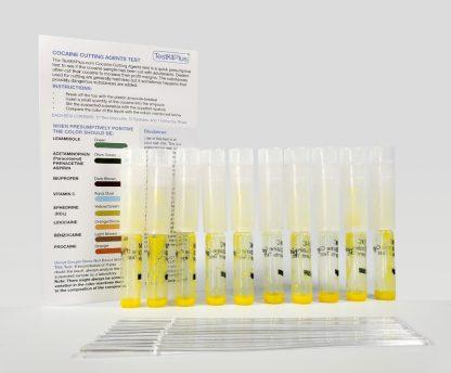 Cocaine Cuts Test Kit