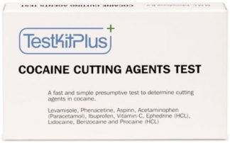 Cocaine Cuts Test Kit
