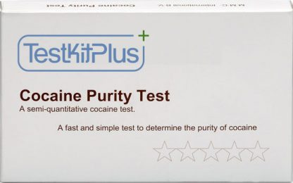 Cocaine Purity Test Kit