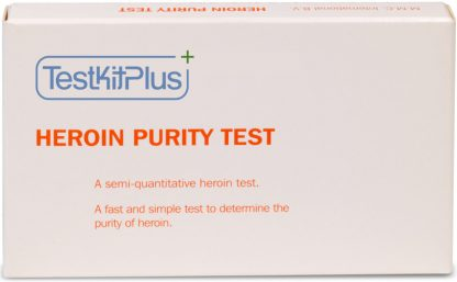 Heroin Purity Test Kit