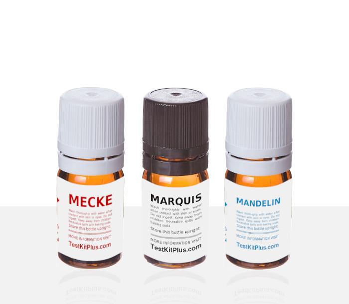 Complete Test Kit - Marquis, Mecke & Mandelin