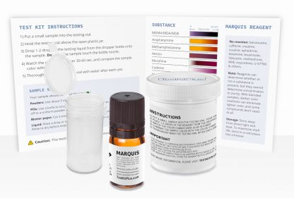 Marquis Reagent Test Kit