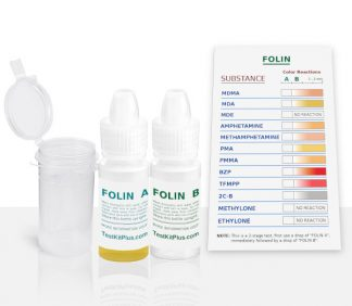 Piperazine (Folin) Test Kit